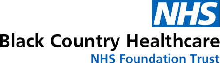 Black Country Healthcare NHS logo